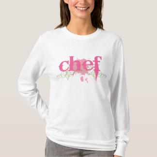 Cute Chef T-shirt For Women