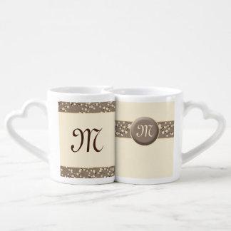 Cute Cherry Blossom Twin Set Couple Mugs