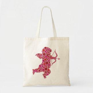 Cute Cherub with Bow and Arrow Bag