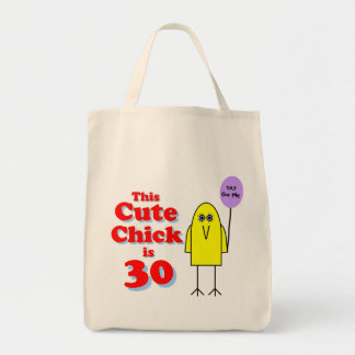 Cute chick is 30!