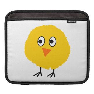 Cute chicken cartoon iPad sleeve