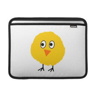 Cute chicken cartoon MacBook sleeve