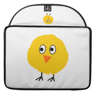 Cute chicken cartoon sleeve for MacBooks