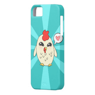 Cute Chicken iPhone 5 Cases
