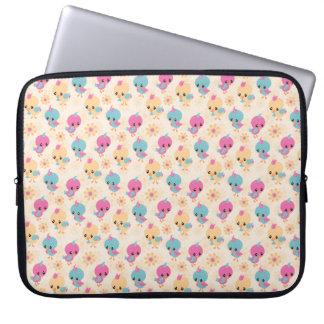 Cute Chicks laptop sleeve