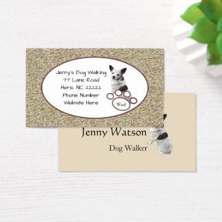 Cute Chihuahua Business Card