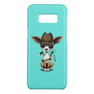 Cute Chihuahua Puppy Zombie Hunter Case-Mate Samsung Galaxy S8 Case