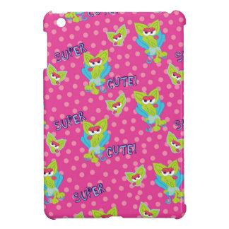 Cute Chikis pink pattern ipad case