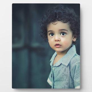 Cute Child Plaque