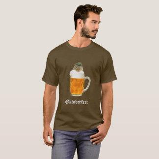 Cute Chipmunk Oktoberfest T-Shirt