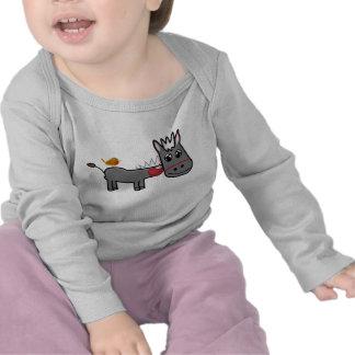 Cute Christmas donkey shirt