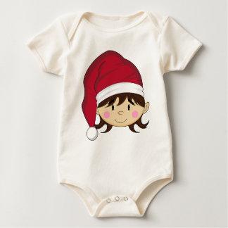 Cute Christmas Elf Creeper