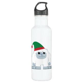 Cute Christmas Elf Yeti 710 Ml Water Bottle