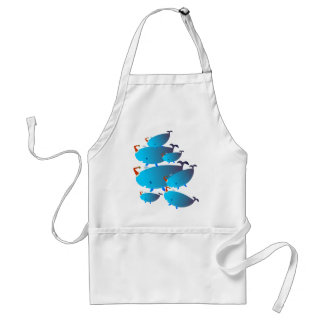 Cute Christmas Gifts: Whales Standard Apron