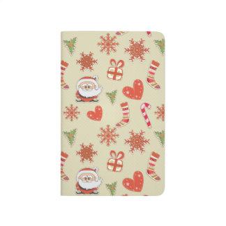 Cute Christmas Icons Symbols Holidays Xmas Design Journal