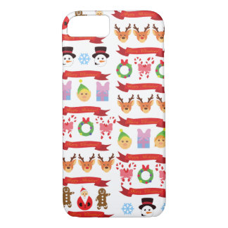 Cute Christmas iPhone 7 Case