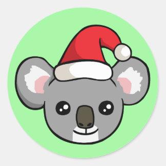 Koala Santa Gifts - T-Shirts, Art, Posters & Other Gift Ideas | Zazzle