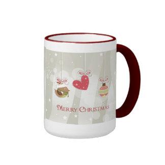 Cute Christmas Ornaments Mug