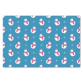 Cute Christmas Polar Bear Tissue Paper