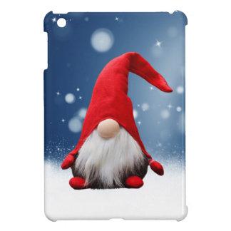 Cute Christmas Santa Snow Stars Case For The iPad Mini