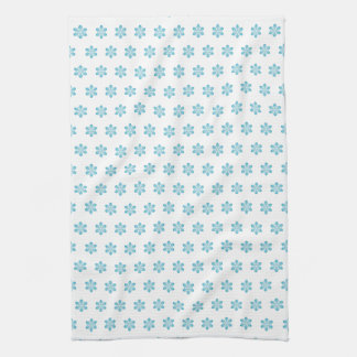 Cute Christmas Snowflake Kitchen Towel
