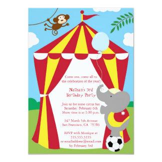 Circus Theme Invitations & Announcements   Zazzle.com.au