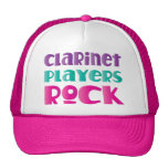 Cute Clarinet Players Rock Music Gift