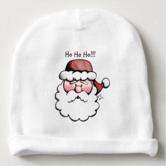 Cute Classic Santa Clause Baby Beanie