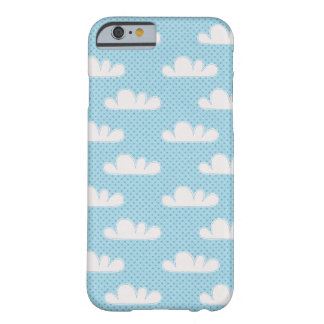 Cute Clouds iPhone 6/6s Barely There iPhone 6 Case