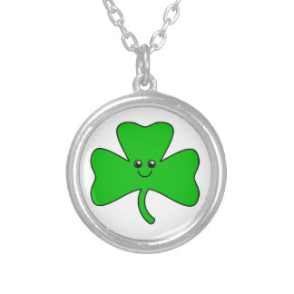 Cute Clover Necklace
