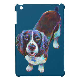 Cute Cocker Spaniel by Robert Phelps iPad Mini Covers