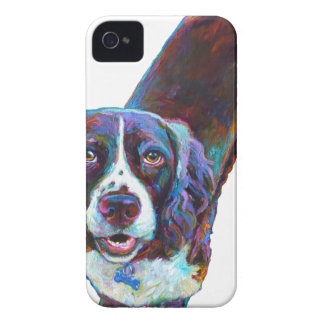 Cute Cocker Spaniel by Robert Phelps iPhone 4 Case