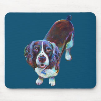 Cute Cocker Spaniel by Robert Phelps Mouse Pad