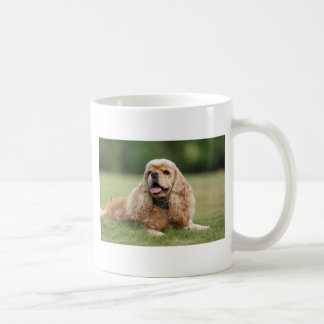 Cute Cocker Spaniel Coffee Mug