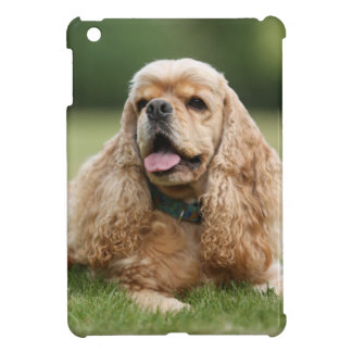 Cute Cocker Spaniel Cover For The iPad Mini