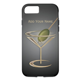 Cute Cocktails Personalized iPhone 8/7 Case
