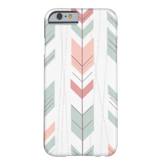 Cute Colorful Arrows Pattern Barely There iPhone 6 Case