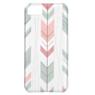 Cute Colorful Arrows Pattern iPhone 5C Case