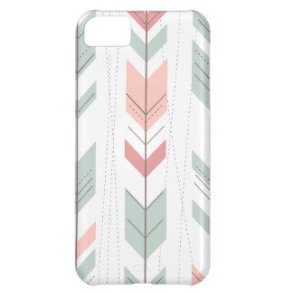 Cute Colorful Arrows Pattern iPhone 5C Case
