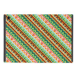 Cute colorful aztec patterns design iPad mini case