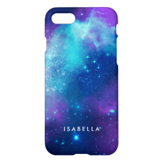 Cute Colorful Galaxy iPhone 7 Case