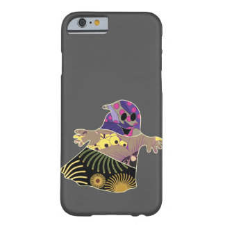 Cute colorful ghost Halloween Barely There iPhone 6 Case