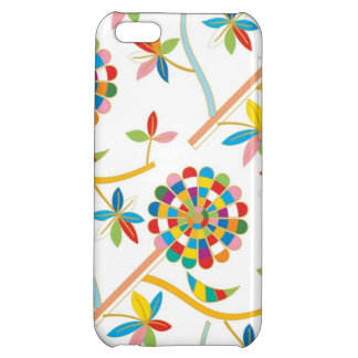 Cute & Colorful Leaf Abstract Texture   iPhone 5C Covers