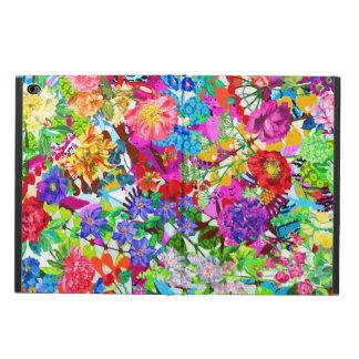 Cute colorful magic flowers powis iPad air 2 case