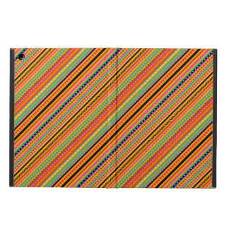 Cute colorful native aztec patterns design iPad air cover