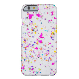 Cute Confetti phone case Barely There iPhone 6 Case