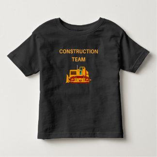 Cute Construction Team, Earthmover Novelty T-Shirt