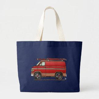 Cute Contractor Van Bag