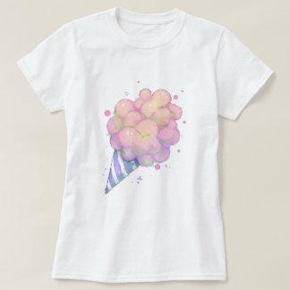 Cute Cotton candy watercolor T-Shirt