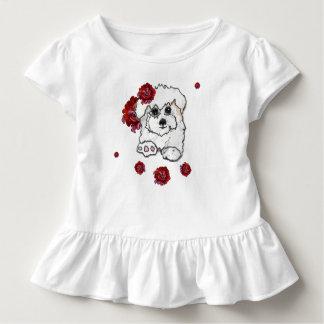 Cute Cotton Cupcake Pupy Toddler T-Shirt
